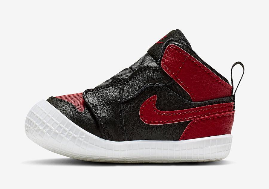 1266c0c9643 Air Jordan 1 Crib Bred Banned AT3745-023 Release Date | SneakerFiles
