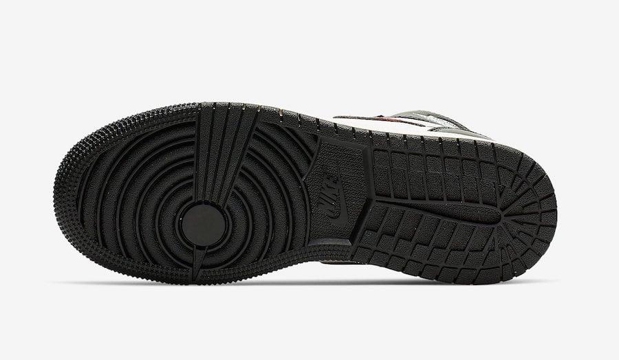 Air Jordan 1 High OG Gym Red Grade School 555088-061 Release Date
