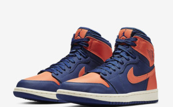 Air Jordan 1 High Premium Blue Void AH7389-408 Release Date