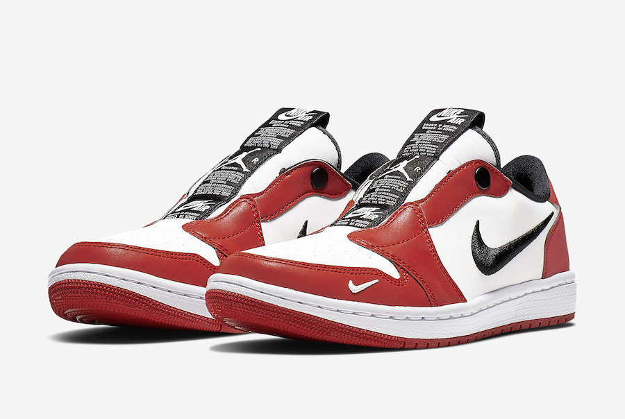 Air Jordan 1 Low Slip Chicago March 2019 Release Date