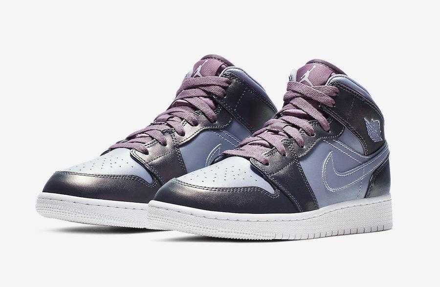 reputable site 48dd2 05f88 Air Jordan 1 Mid GS AV5174-400 Release Date | SneakerFiles