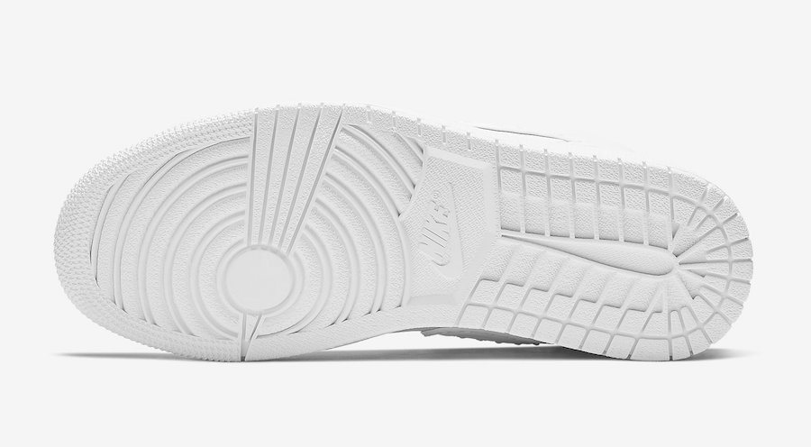 Air Jordan 1 Noise Canceling White CI5910-110 Release Date