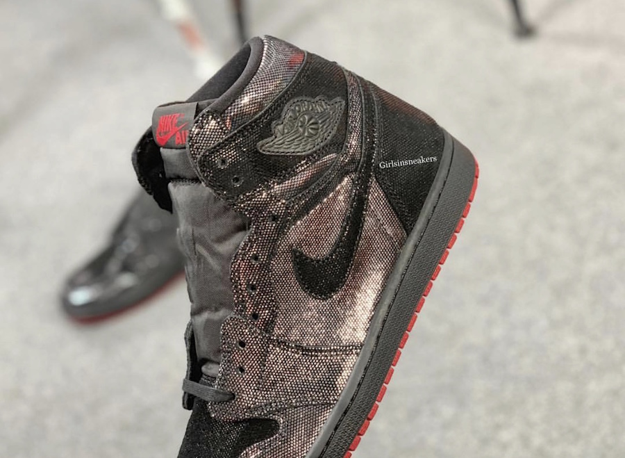 Air Jordan 1 SP Gina CD7071-001 Release Date Price