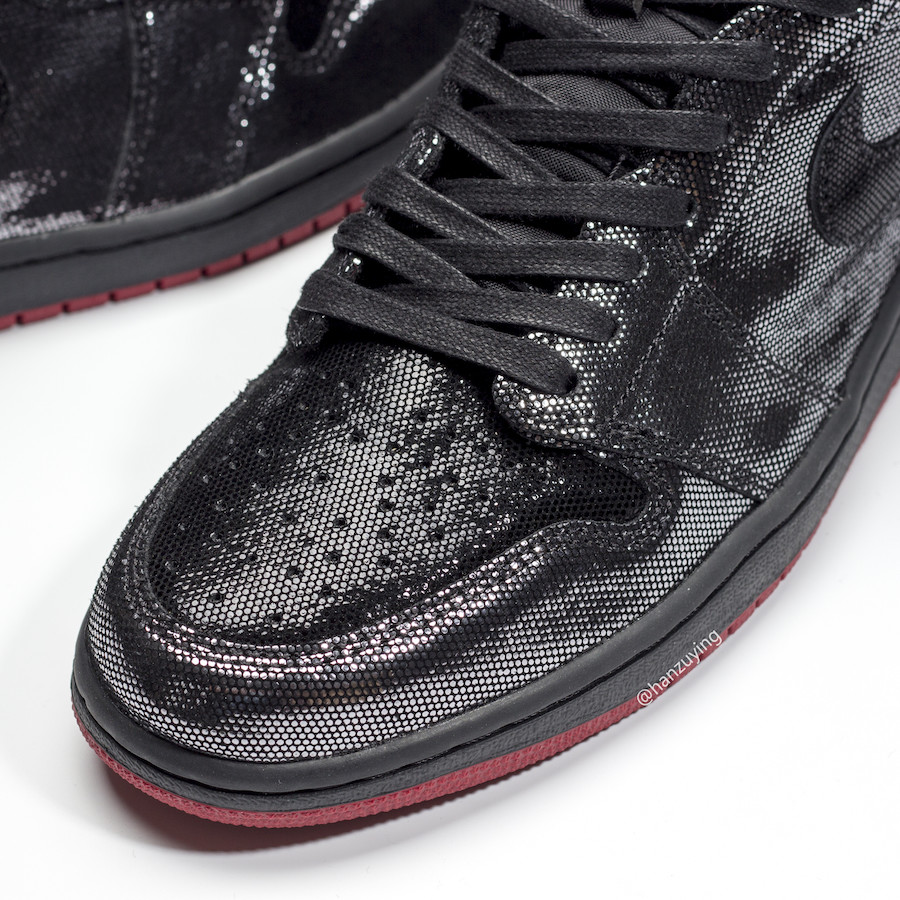 quality design 89ca2 aa6e5 Air Jordan 1 SP Gina CD7071-001 Release Date Price