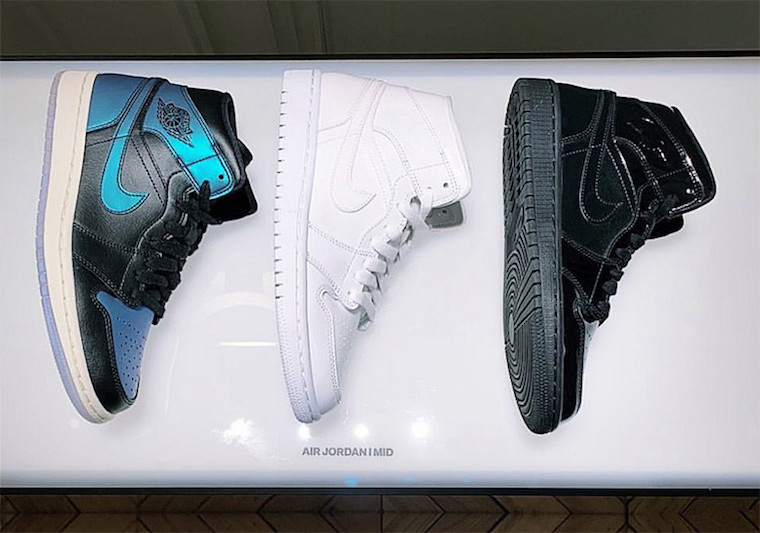 Air Jordan 1 Womens 2019 Collection Release Date