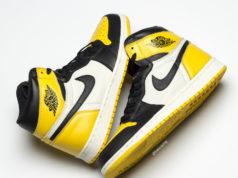 promo code 46b6d a6cac Air Jordan 1 Retro High OG  Yellow Toe  Rumored to Release · Air Jordan 11  Low Pink Snakeskin ...