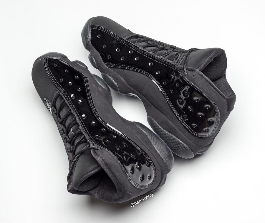 Air Jordan 13 Cap and Gown Black 414571-012 Release Date Info
