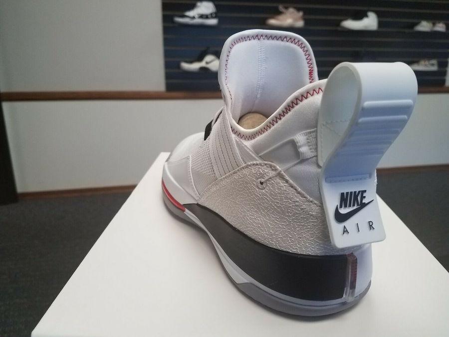 Air Jordan 33 Low SE CD9560-106 Release Date
