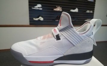 Air Jordan 33 Low SE CD9560-106 Release Date