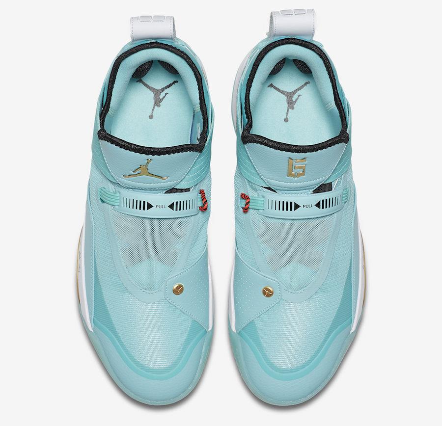 Air Jordan 33 SE Guo Ailun CD9561-103 Release Date