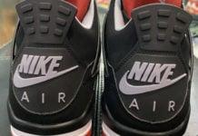 Air Jordan 4 Bred Black Cement 2019 308497-060 Release Date