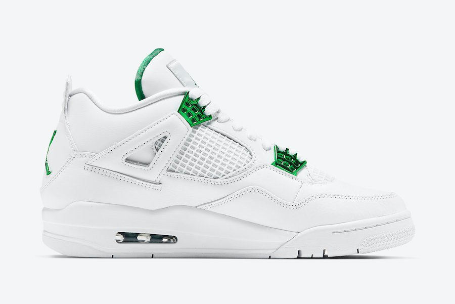 Air Jordan 4 Green Metallic CT8527-113 Release Date