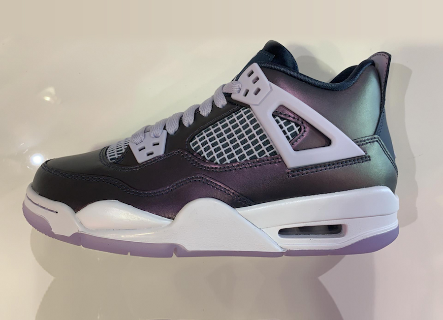 Air Jordan 4 GS Monsoon Blue BQ9043-400 Release Date