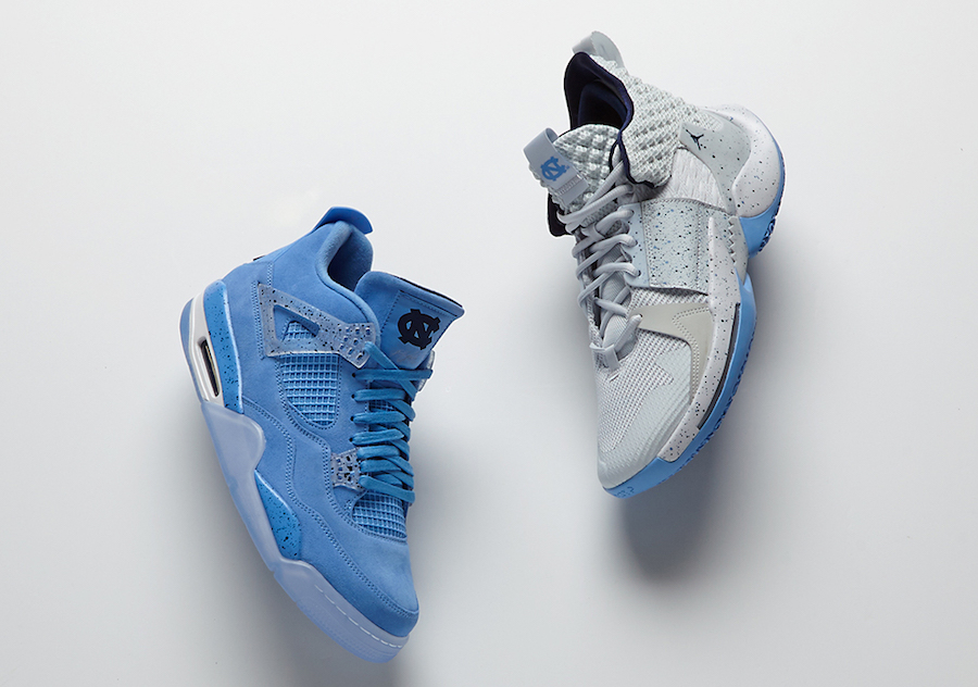 Air Jordan 4 Jordan Why Not Zer0.2 College PE Collection