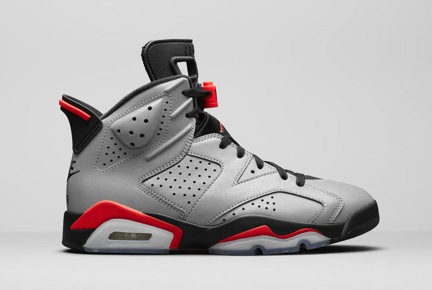 Air Jordan 6 Reflective Championship CI4072-001 Release Date