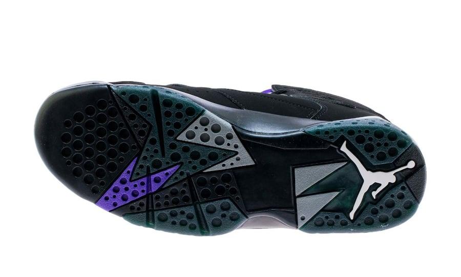 Air Jordan 7 Ray Allen 304775-053 Release Info