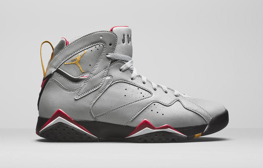 Air Jordan 7 Reflective Championship BV6281-006 Release Date