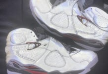 Air Jordan 8 Reflections of a Champion CI4073-001 Release Info
