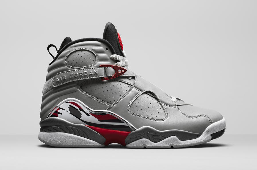 Air Jordan 8 Reflective Championship CI4073-001 Release Date