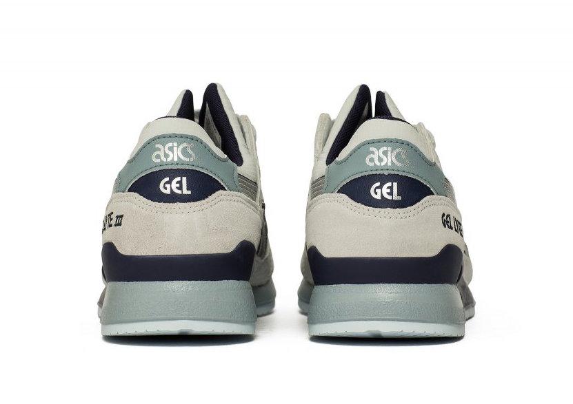 Asics Gel Lyte III Glacier Grey Release Date
