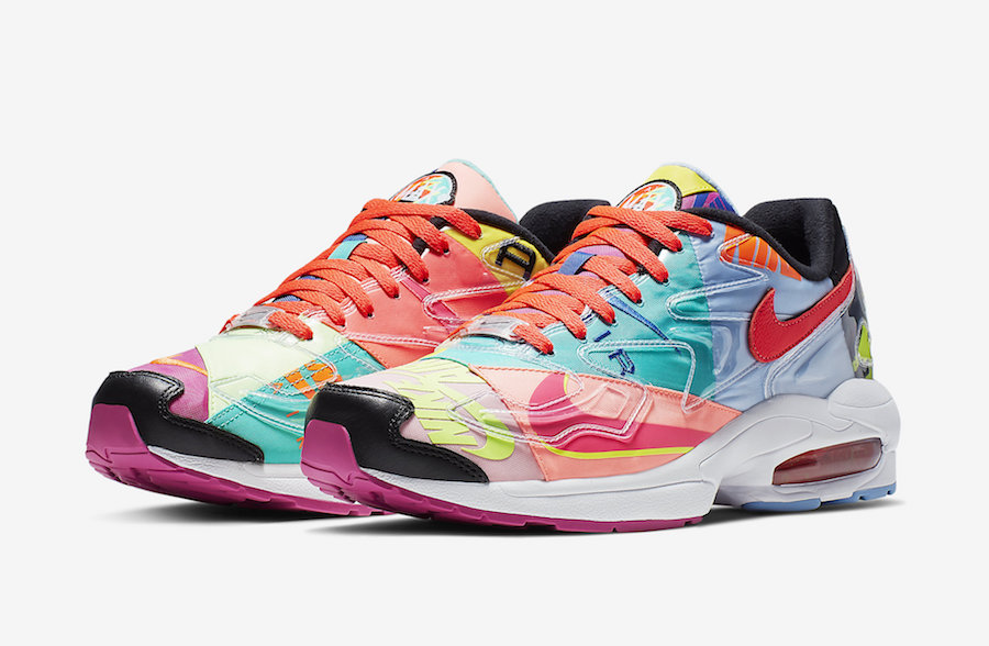 atmos Nike Air Max2 Light Release Date Price
