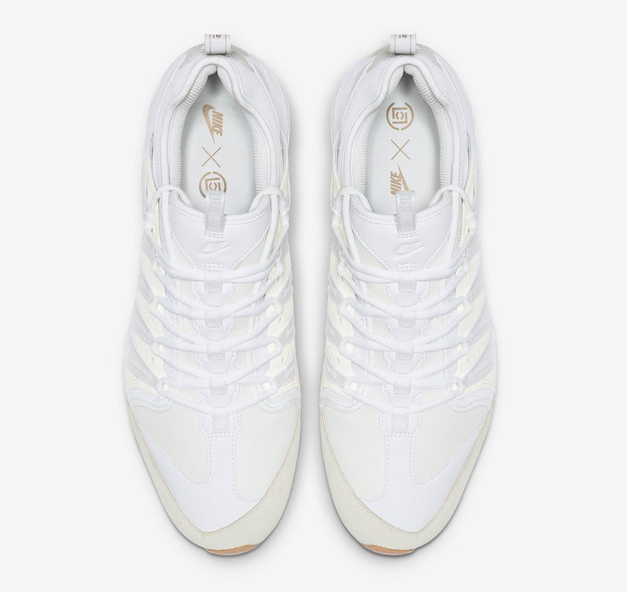 separation shoes 49b2a 12a34 Clot Nike Air Max 97 Haven AO2134-100 Release Info