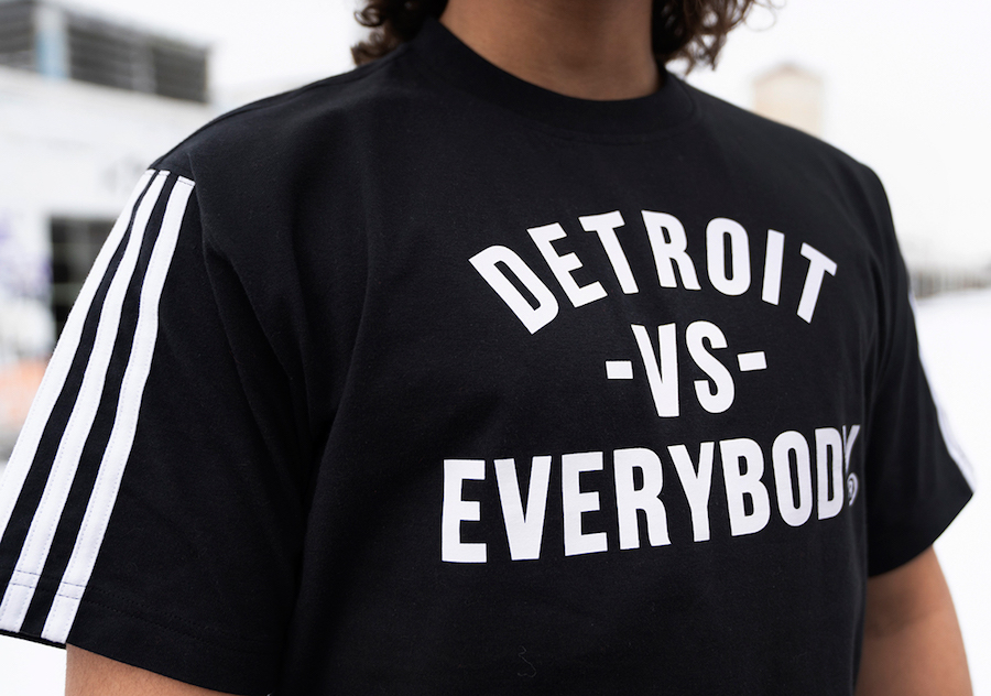 Detroit vs Everybody adidas Top Ten Release Date