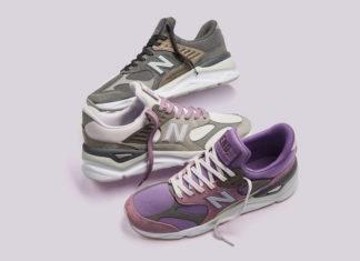 END New Balance X-90 Purple Haze Pack Release Date