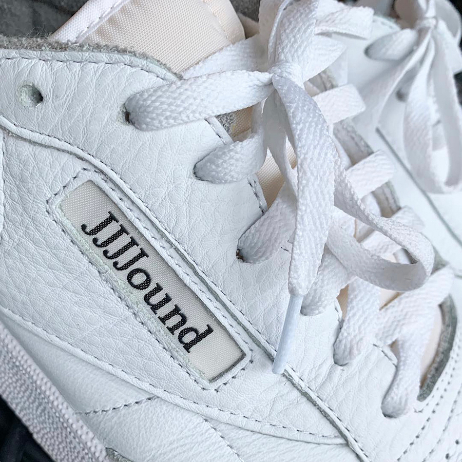 JJJJound Reebok Club C 85 Release Date