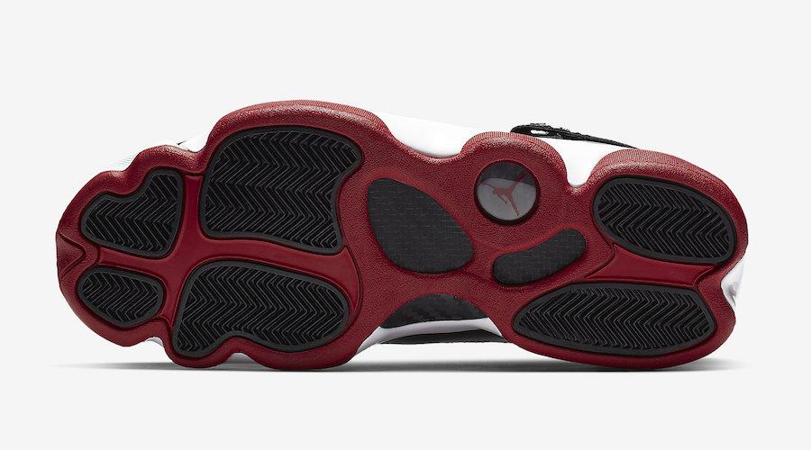 Jordan 6 Rings Bred 322992-062 Release Date