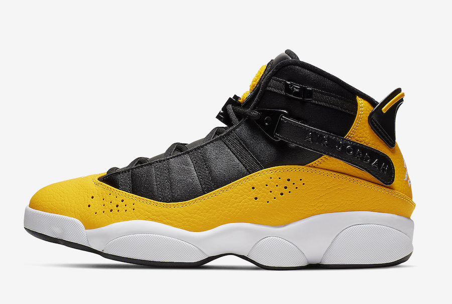 Jordan 6 Rings Taxi 322992-700 Release Date