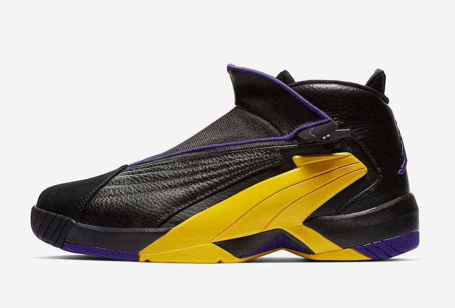 Jordan Jumpman Swift Lakers AT2555-007 Release Date