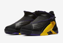 Jordan Jumpman Swift Lakers AT2555-007 Release Date