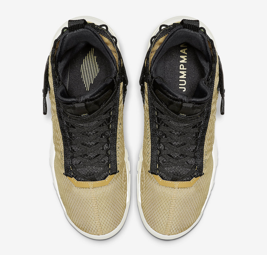 Jordan Proto-Max 720 Gold Black BQ6623-700 Release Date