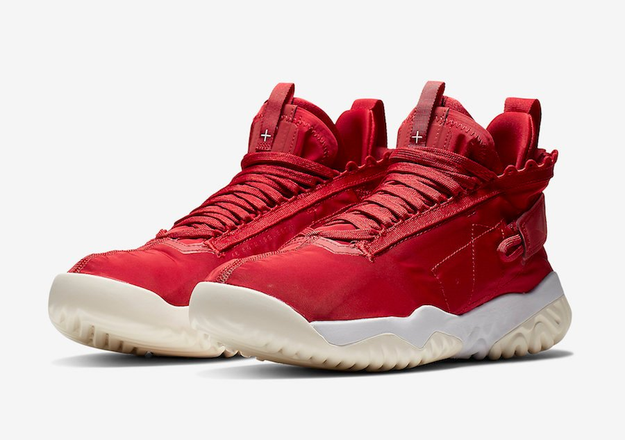 Jordan Proto React Red White BV1654-601 Release Date