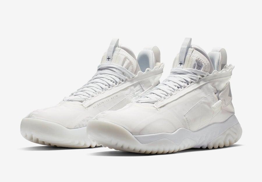 Jordan Proto React White BV1654-101 Release Date