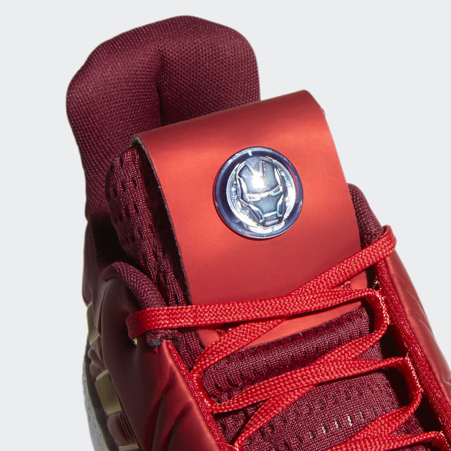 Marvel adidas Harden Vol 3 Iron Man EF2397 Release Date