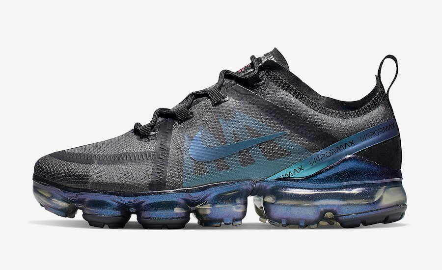 Nike Air VaporMax 2019 AR6631-001 Release Date