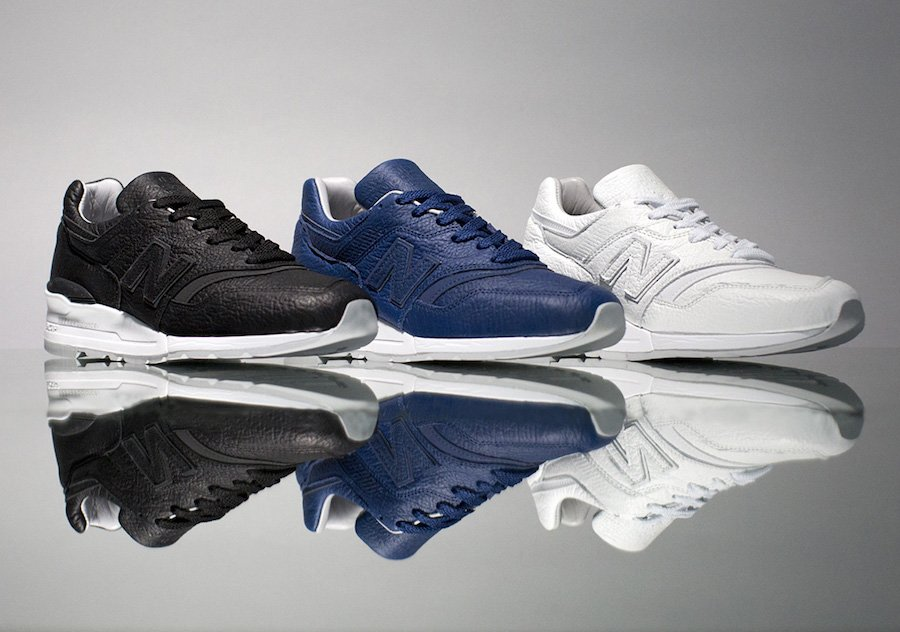 New Balance 997 Bison Leather Pack Release Date