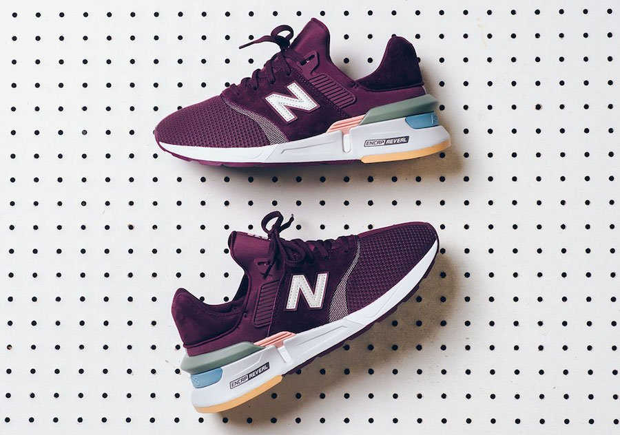 New Balance 997 Reveal Dark Current Steel Release Date
