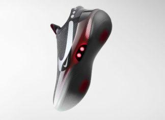 Nike Adapt BB Dark Grey Multi-Color AO2582-004 Release Date