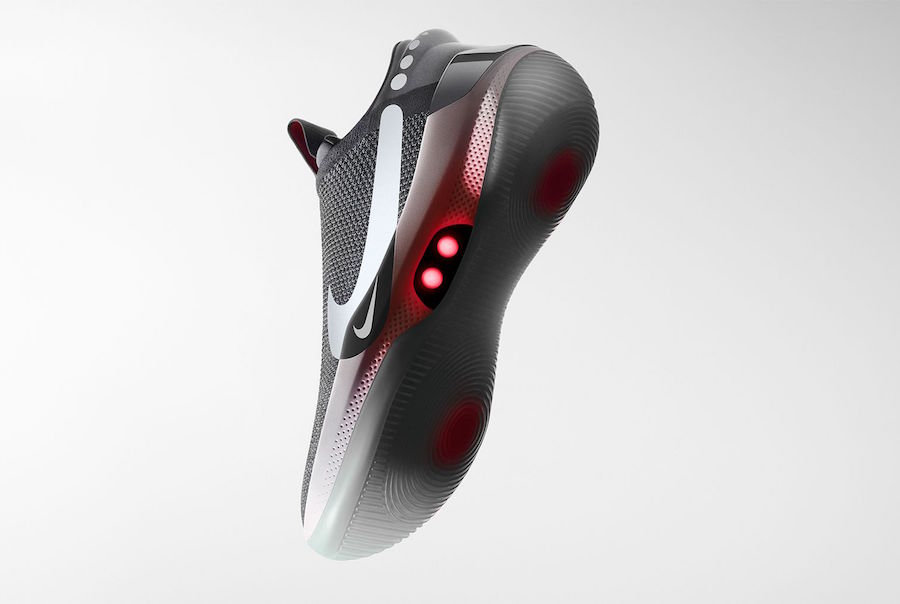 Nike Adapt BB Dark Grey Multi-Color AO2582-004 Release Date