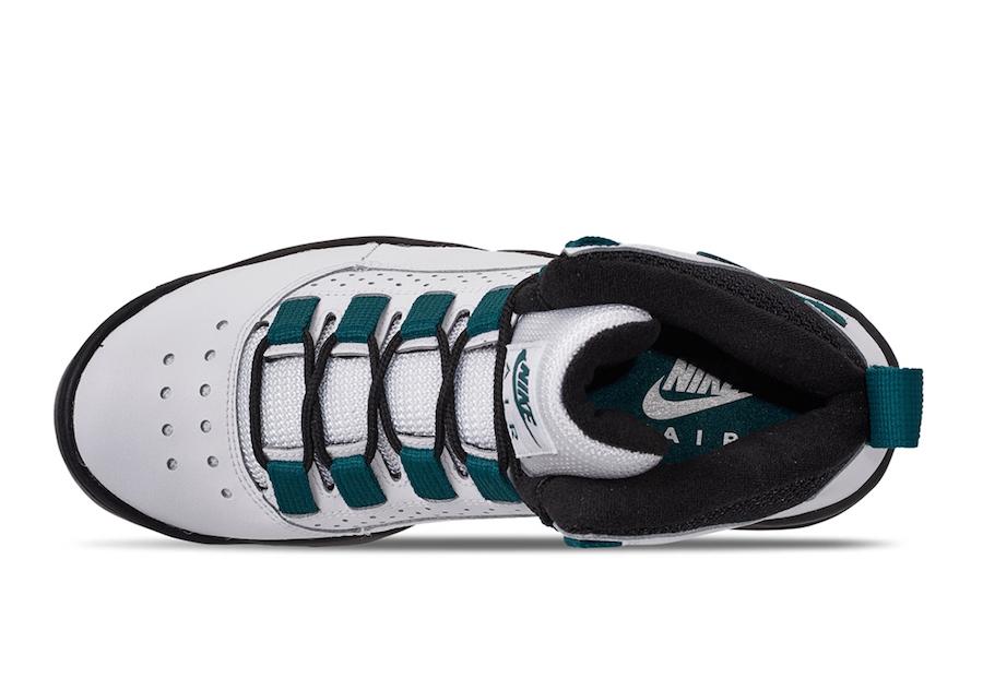 Nike Air Darwin OG White Teal Black AJ9710-100 Release Date