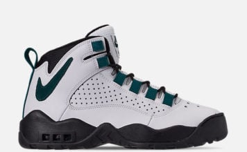 Nike Air Darwin OG White Teal Black AJ9710-100 Release Date