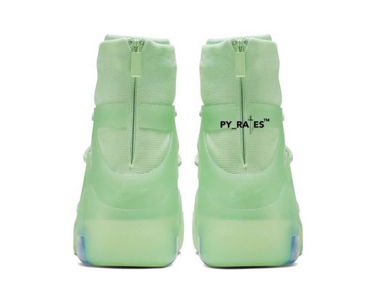 Nike Air Fear of God 1 Frosted Spruce Release Date