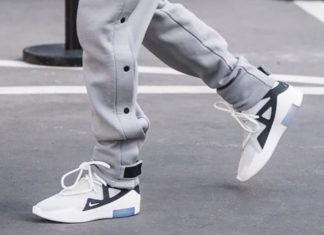 Nike Air Fear of God 1 Paris PE Release Date