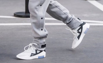 Nike Air Fear of God 1 Paris PE Release Date