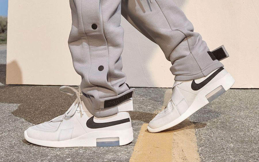 Nike Air Fear of God Rapid Light Bone AT8087-001 Release date