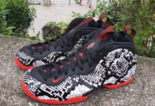 64c753d7a17 Nike Air Foamposite One  Snakeskin  New Release Date