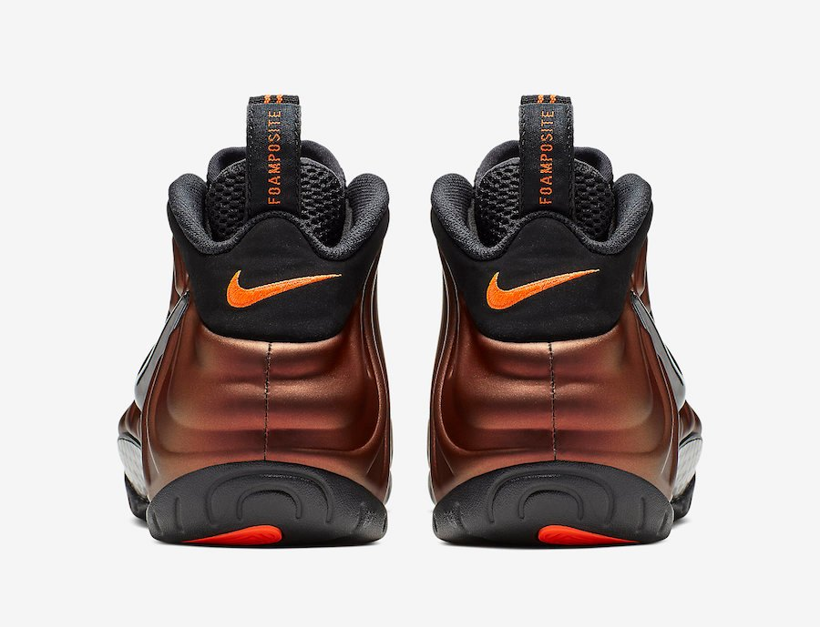 Nike Air Foamposite Pro Hyper Crimson Black 624041-800 Release Date Price Info